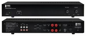 OSD Audio AMP120 Pro Series High Power 2-Channel Stereo Amp