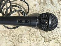 Plug in microphone