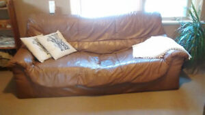 OBO couch and loveseat set