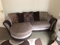 Sofa dfs 4 + 1 great condition settee couch