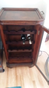 Wine Cabinet from Bombay