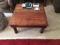 Wooden lounge furniture
