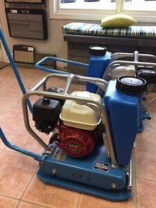 Plate Tampers, 160 cc Honda engines