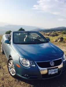 2007 VW EOS Convertible