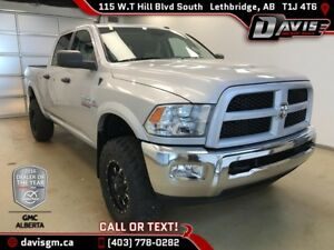 Used 2015 Ram 2500 Outdoorsman-40/20/40 Split Bench