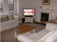 Flat 2 Chatsworth House, 2 bedroom ground floor apartment, near city centre and university