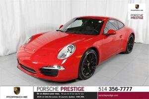 2013 Porsche 911 Carrera Coupe Pre-owned vehicle 2013 Porsche 91