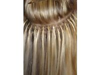 Fully qualified full head hair extensions including micro,nano,glue ring or text for free consultati