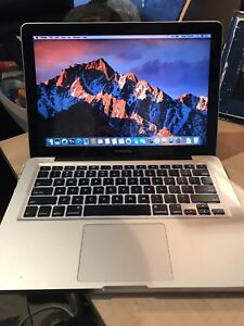 Mid 2012 macboo Pro, Works great!