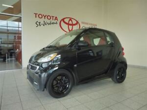 2013 smart fortwo * MAGS BRABUS * GPS * BLUETOOTH * GR. ÉLEC. *