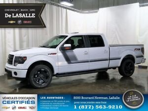 2014 Ford F150 FX4 SuperCrew 6.5-ft. Bed The Nicest of the Line.
