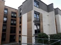 Modern 1 bedroom unfurnished flat with parking in SW15 private gated development. Avaialble now