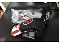 Brand new RDX boxing gloves (12oz)