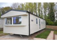 cheap brand new Static caravan, double glazed and central heated, Dawlish, Devon