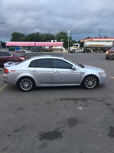 2004 Acura TL Silver Navigation & Winter tires