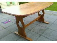 Kitchen table (rectangular)