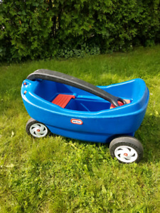 Little Tikes 2 Child Wagon