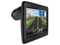 Tomtom xxl uk&western European with accessories