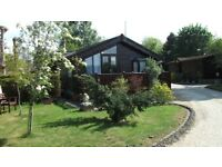 3 Bedroom Park Home for sale on small select site in Oxfordshire