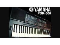 Yamaha psr500 keyboard