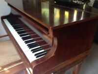Boudoir Grand Piano from 1930s