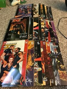 Ultimate X-Men Collection