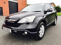 MARCH 2007 HONDA CRV ES 2.2 ICTDI FULL SERVICE HISTORY LONG MOT