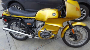 1978 R100RS - matching numbers - excellent consdition