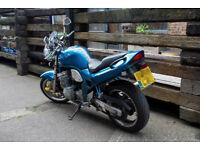 SUZUKI BANDIT GSF 600N Mk1 1998 reg LOW MILEAGE