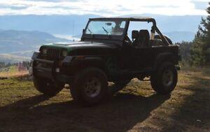 1991 Jeep Wrangler YJ Other