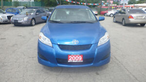 2009 Toyota Matrix XR Hatchback