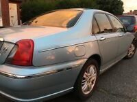 Rover 75 2.5v6 automatic