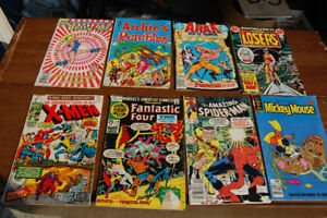 Misc Comic Books