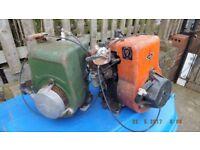 Petrol Lawnmower Engines