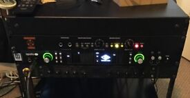 UAD Apollo 8 Quad mkII Thunderbolt less than 1 year old