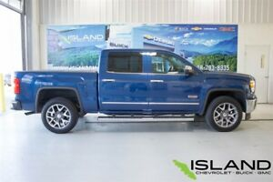 2015 GMC Sierra 1500 SLT | Nav System | Seat Memory | Heated Sea