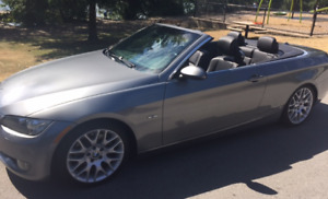 2007 BMW 3-Series 328i Sport and Premium Pkg Convertible