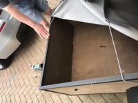 trailer excellent condition complete with cover