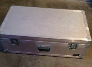 "Strong Metal Utility Road Case 43""x20""x10"""
