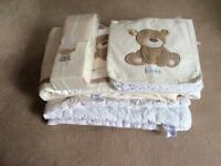 Mothercare 'loved so much' Baby Bedding for Cotbed