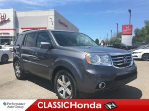 2014 Honda Pilot TOURING | CLEAN CARPROOF | NAV | DVD | ONE OWNE