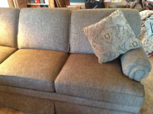 Couch, Loveseat and Chair - Flexsteel