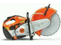 Stihl saw like new bought but not needed anymore. Bargain £300! Needs sold asap!
