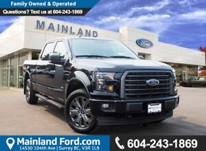 2017 Ford F-150 XLT LOCAL, NO ACCIDENTS, LOW KMS