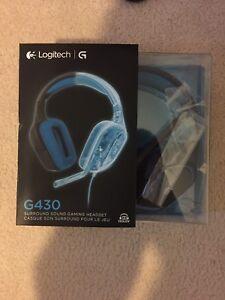 Logitech gaming accessories