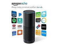 Brand New Sealed- Amazon Echo- Alexa