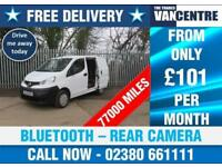 NISSAN NV200 DCI SE SWB BLUETOOTH REAR CAMERA