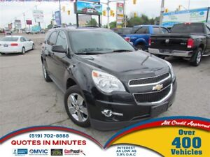 2012 Chevrolet Equinox 2LT | AWD | LEATHER | BACKUP CAM