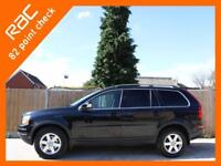 2009 Volvo XC90 2.4 D5 Turbo Diesel 185 BHP Active Geartronic 6 Speed Auto AWD 4