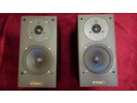 PMC DB1 Gold, Speakers , mint condition, the best sound quality. Chord cables. Open to offers.